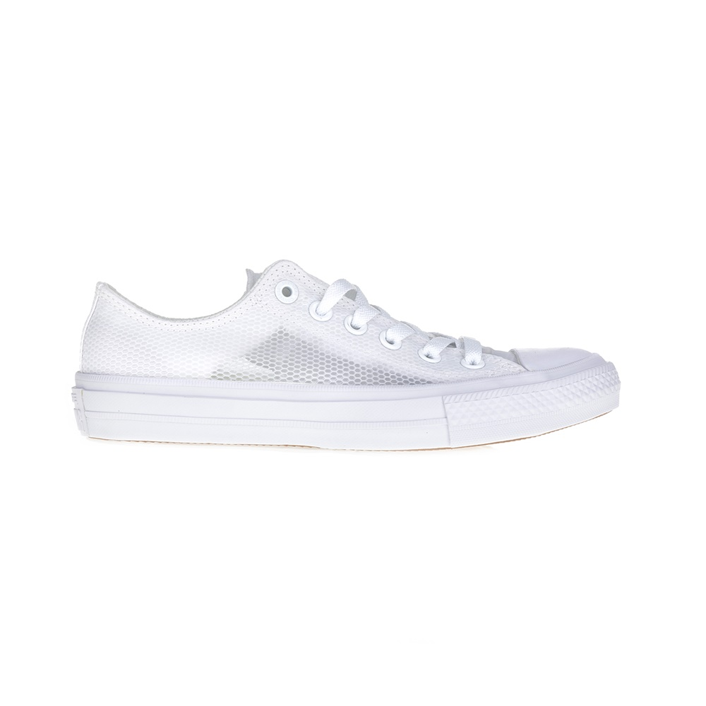 c9a684c453f CONVERSE – Unisex παπούτσια Chuck Taylor All Star II Ox άσπρα. Factoryoutlet
