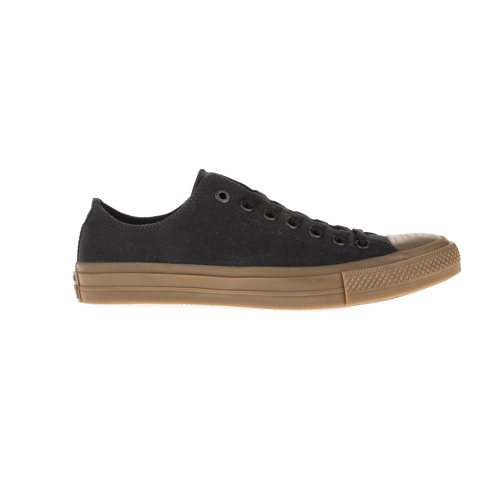 CONVERSE – Unisex παπούτσια Chuck Taylor All Star II Ox μαύρα