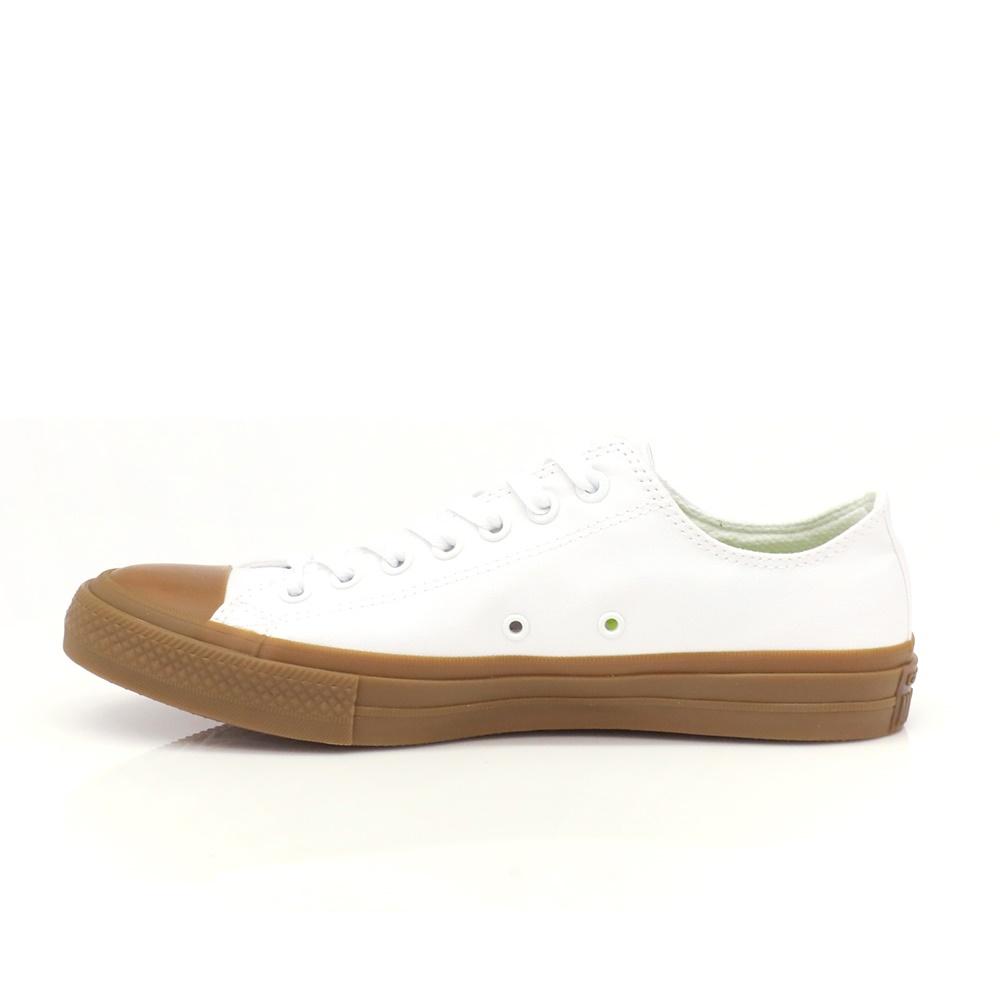 CONVERSE – Unisex παπούτσια Chuck Taylor All Star II Ox λευκά