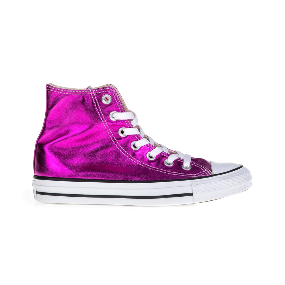 CONVERSE – Γυναικεία μποτάκια Chuck Taylor All Star Hi ροζ
