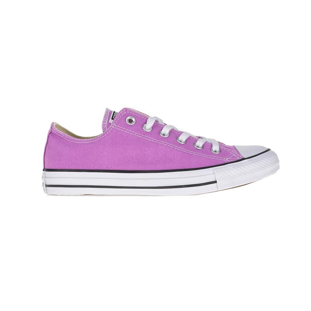 CONVERSE – Unisex παπούτσια Chuck Taylor All Star Ox μοβ