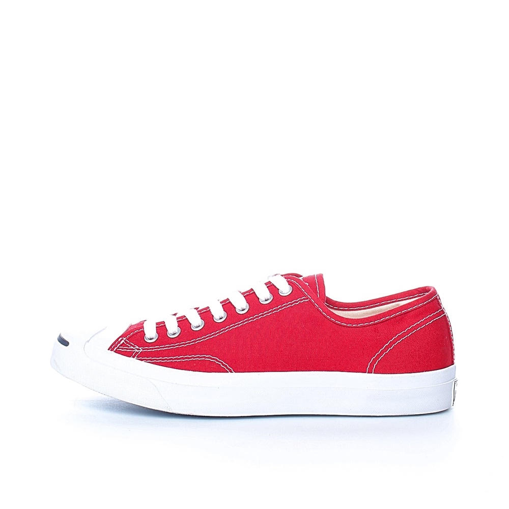 f82a07e6f03 CONVERSE - Unisex παπούτσια Jack Purcell Jack Ox κόκκινο