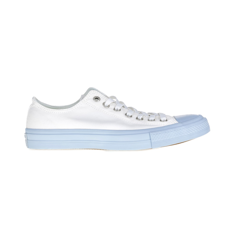 CONVERSE – Unisex παπούτσια Chuck Taylor All Star II Ox άσπρα-μπλε