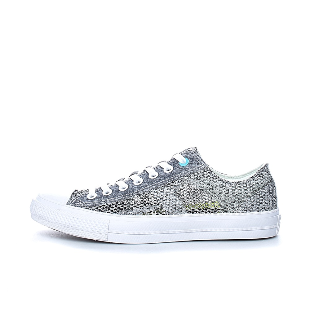 CONVERSE – Unisex παπούτσια Chuck Taylor All Star II Ox γκρι