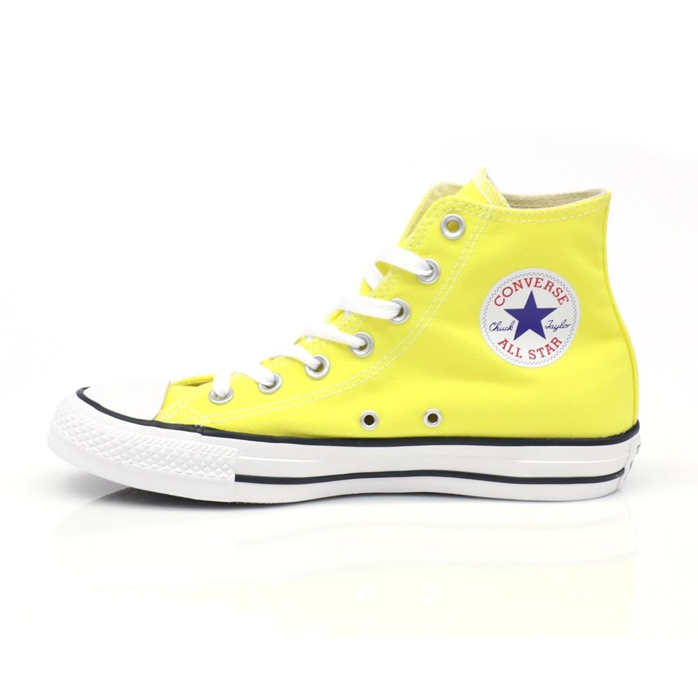 CONVERSE – Unisex παπούτσια Chuck Taylor AS HI κίτρινα