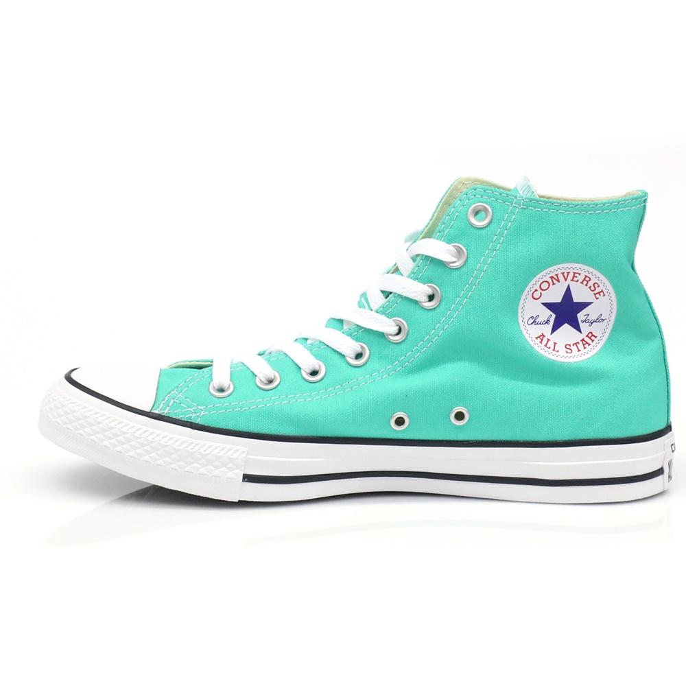 CONVERSE – Unisex παπούτσια Chuck Taylor AS HI πράσινα