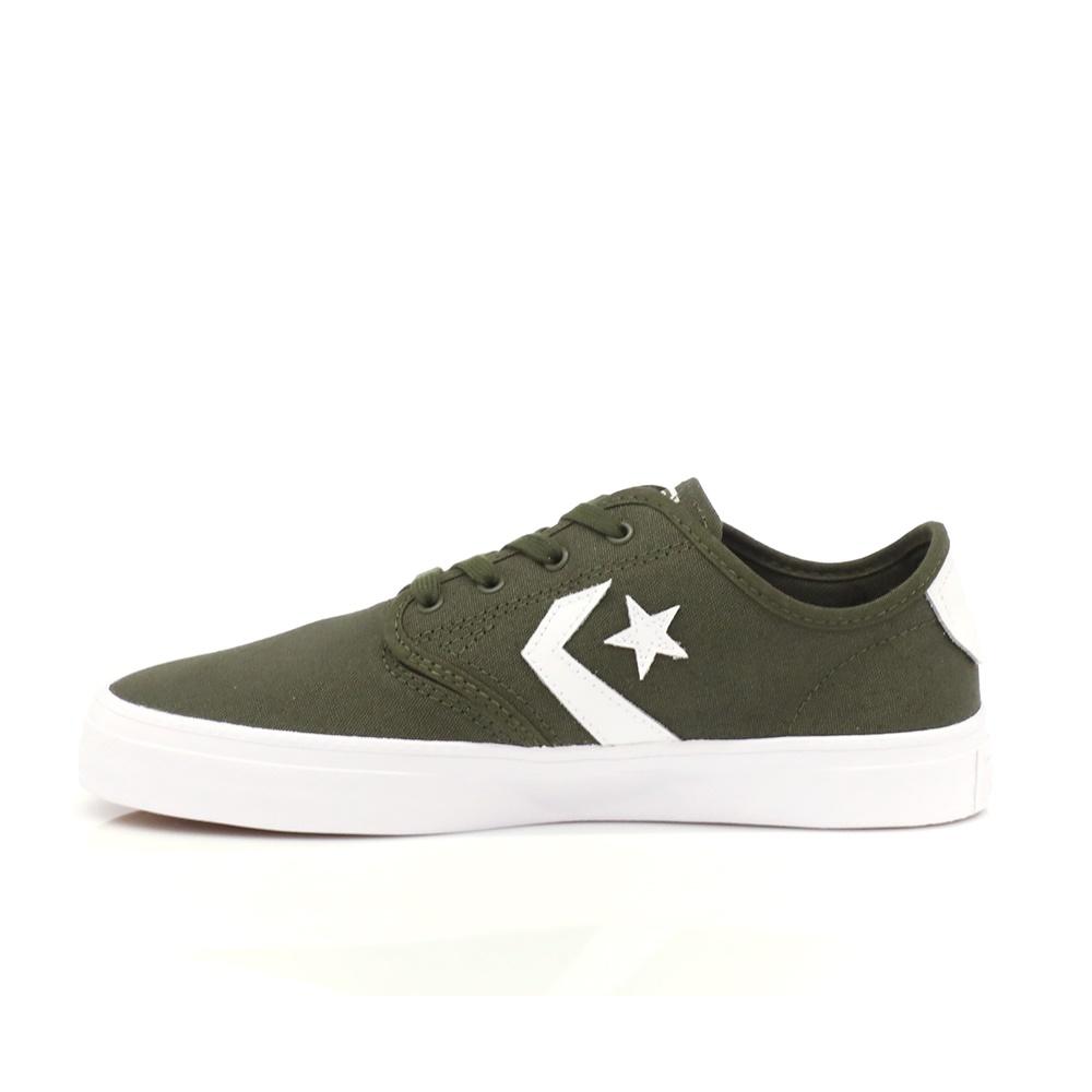 CONVERSE – Unisex παπούτσια Cons Zakim Ox χακί