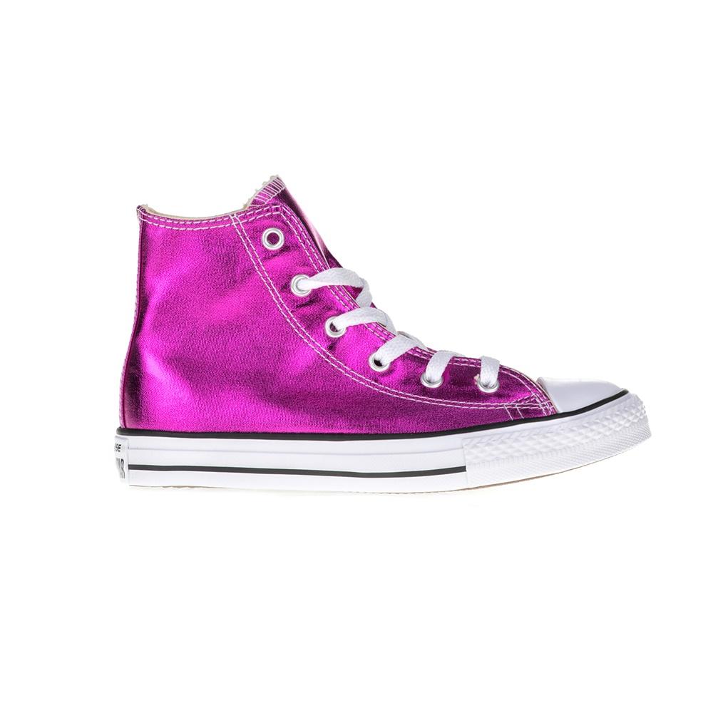 d625b7896f2 CONVERSE - Παιδικά μποτάκια Chuck Taylor All Star Hi ροζ