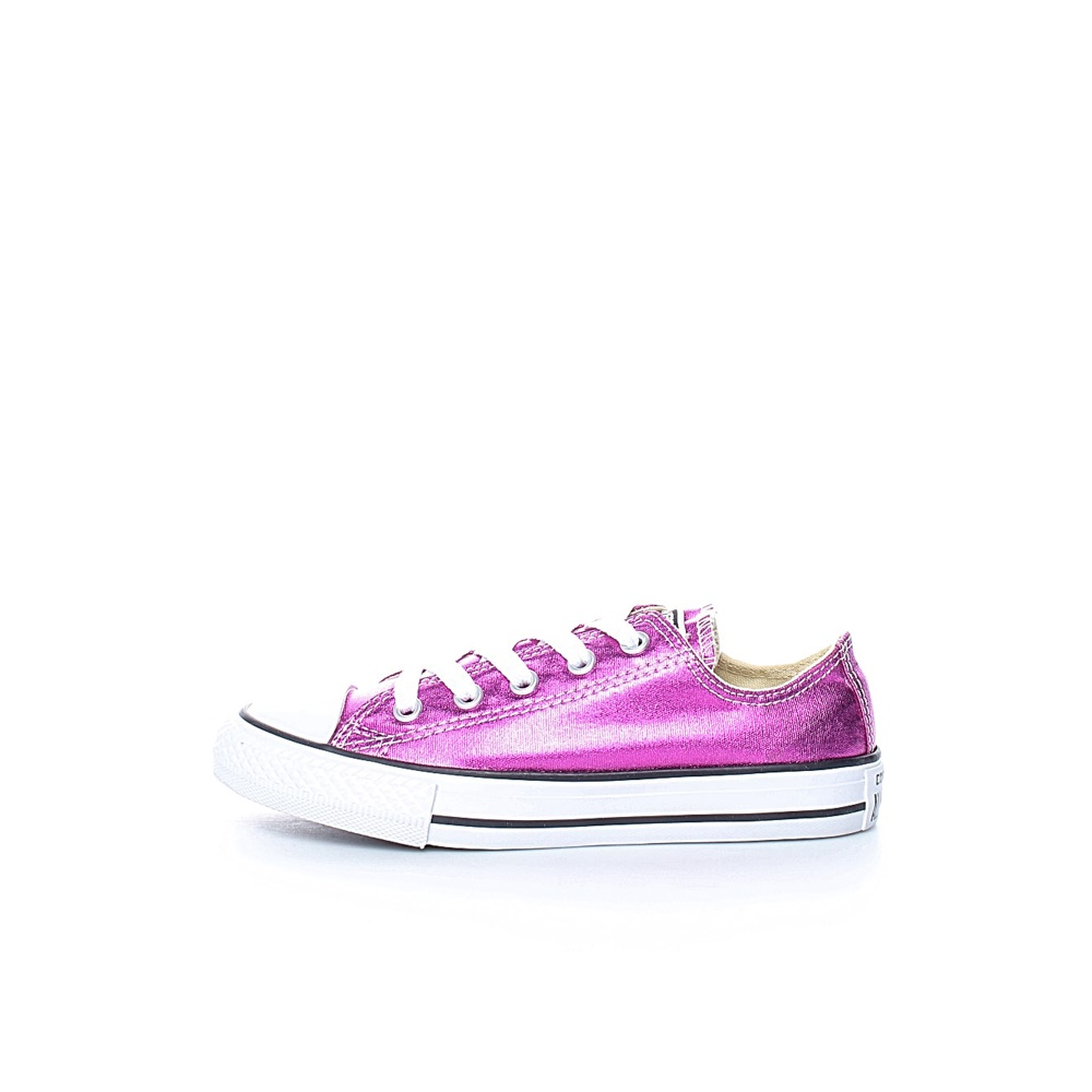 CONVERSE – Παιδικά sneakers Chuck Taylor All Star Ox μωβ-ροζ