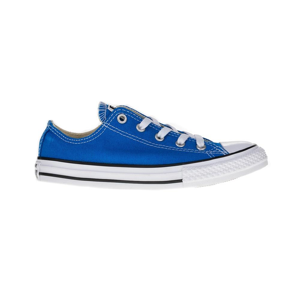 CONVERSE - Παιδικά παπούτσια Chuck Taylor All Star Ox μπλε 138bcade00d