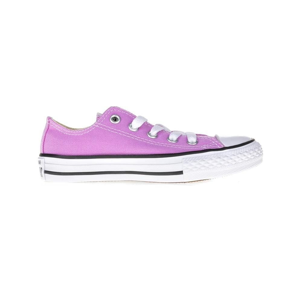 CONVERSE – Παιδικά παπούτσια Chuck Taylor All Star Ox μοβ