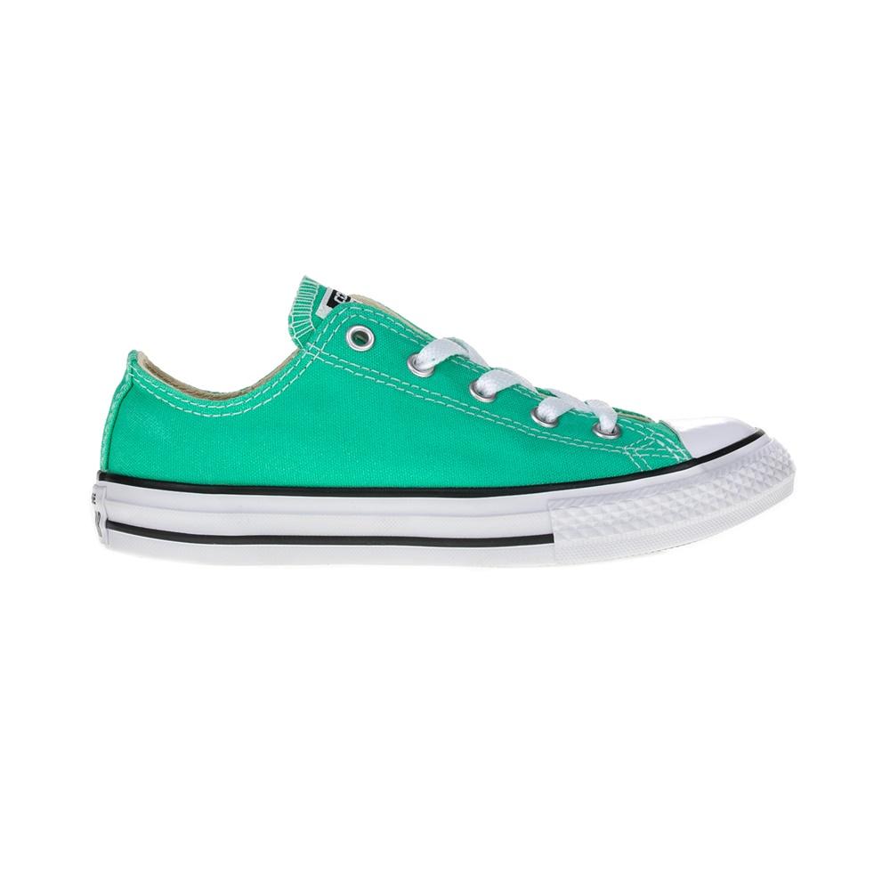 CONVERSE - Παιδικά παπούτσια Chuck Taylor All Star Ox πράσινα bba2d194e38