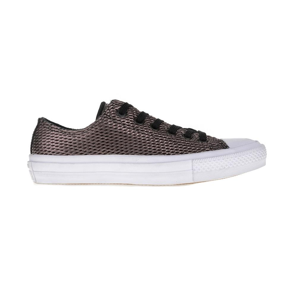 CONVERSE – Γυναικεία παπούτσια Chuck Taylor All Star II Ox μεταλλικά