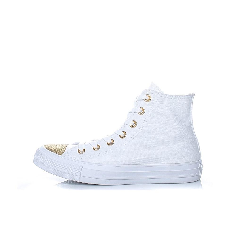 CONVERSE – Γυναικεία Chuck Taylor All Star Hi λευκά