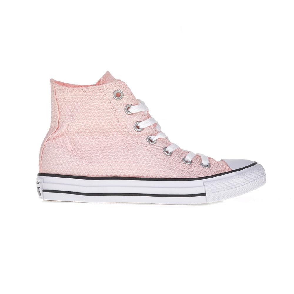 CONVERSE – Γυναικεία αθλητικά μποτάκια Chuck Taylor All Star Hi ροζ