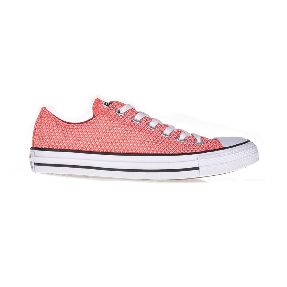 CONVERSE – Γυναικεία αθλητικά παπούτσια Chuck Taylor All Star Ox κόκινα-λευκά