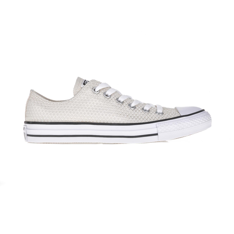 CONVERSE – Γυναικεία αθλητικά παπούτσια Chuck Taylor All Star Ox μπεζ