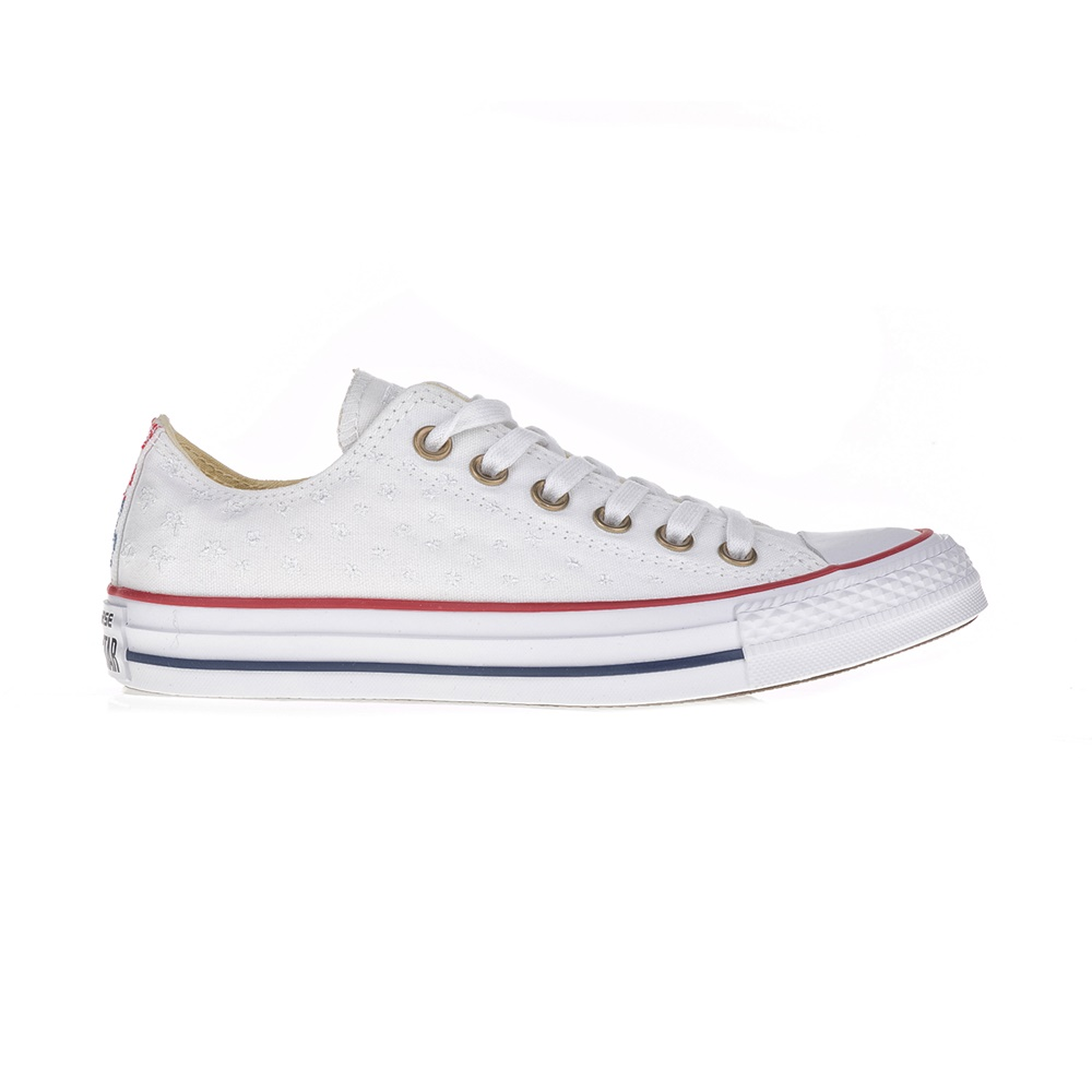 CONVERSE – Γυναικεία αθλητικά παπούτσια Chuck Taylor All Star Ox λευκά