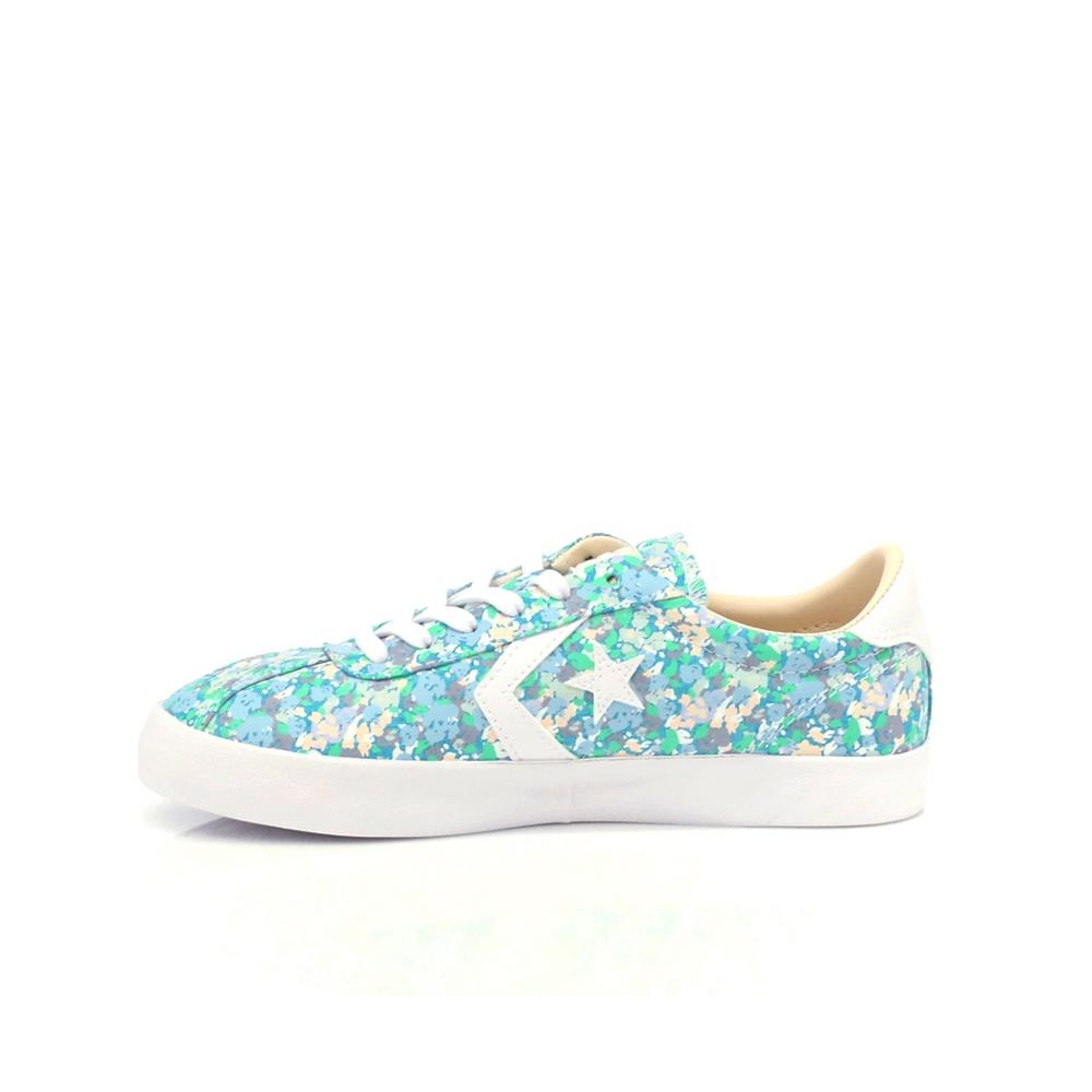 CONVERSE – Γυναικεία παπούτσια Breakpoint Ox πράσινα-μπλε