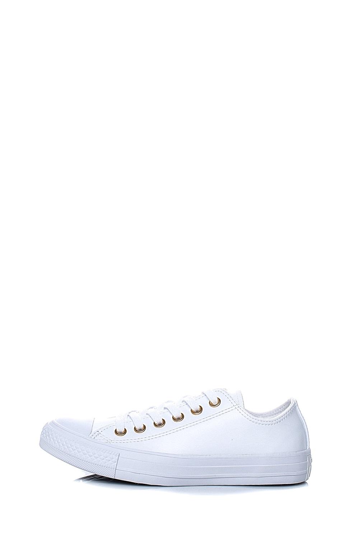 CONVERSE - Γυναικεία παπούτσια Chuck Taylor All Star Ox λευκά