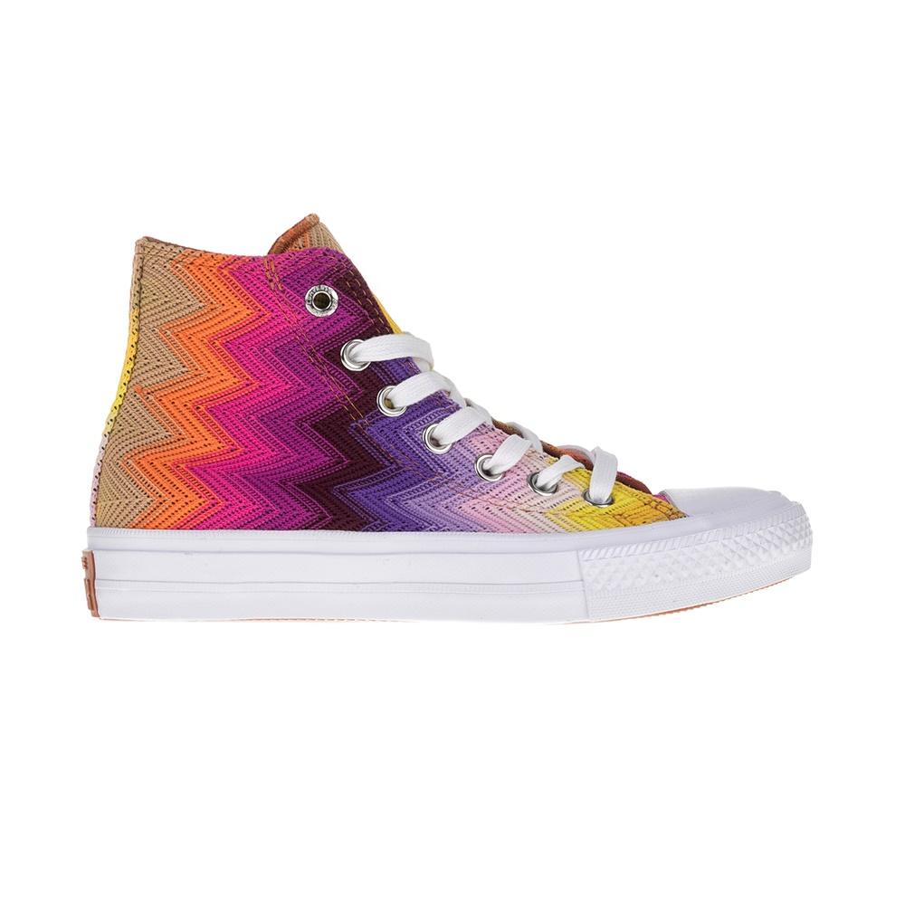 CONVERSE – Γυναικεία παπούτσια Chuck Taylor All Star Hi πολύχρωμα