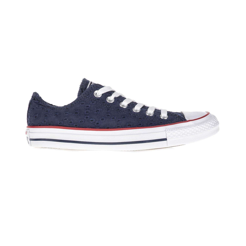 CONVERSE – Γυναικεία αθλητικά παπούτσια Chuck Taylor All Star Ox μπλε