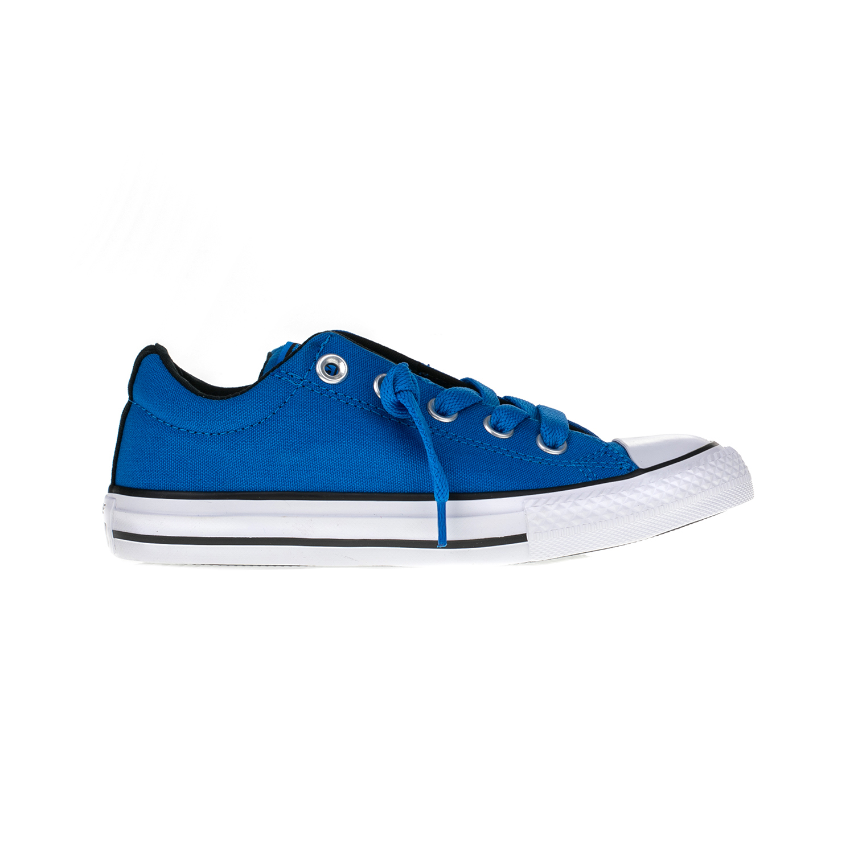 ba967293d3f CONVERSE - Παιδικά παπούτσια Chuck Taylor All Star Street S μπλε