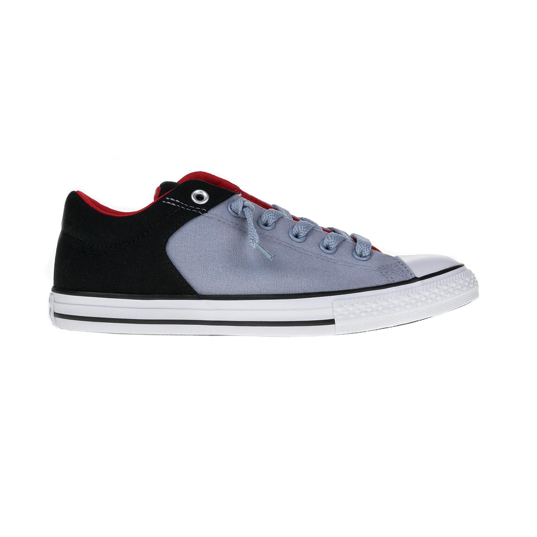 CONVERSE – Παιδικά παπούτσια Chuck Taylor All Star High Str γκρι-μαύρα