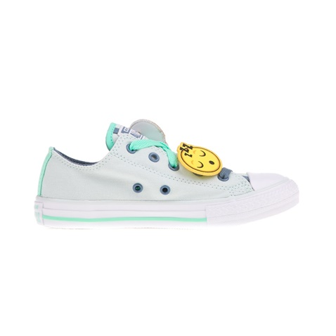 CONVERSE-Παιδικά sneakers CONVERSE Chuck Taylor All Star Loophole λαχανί