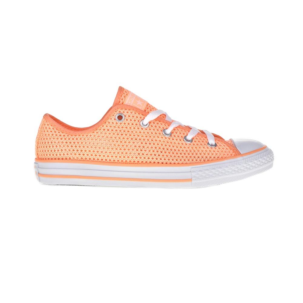 CONVERSE – Παιδικά παπούτσια Chuck Taylor All Star Ox πορτοκαλί