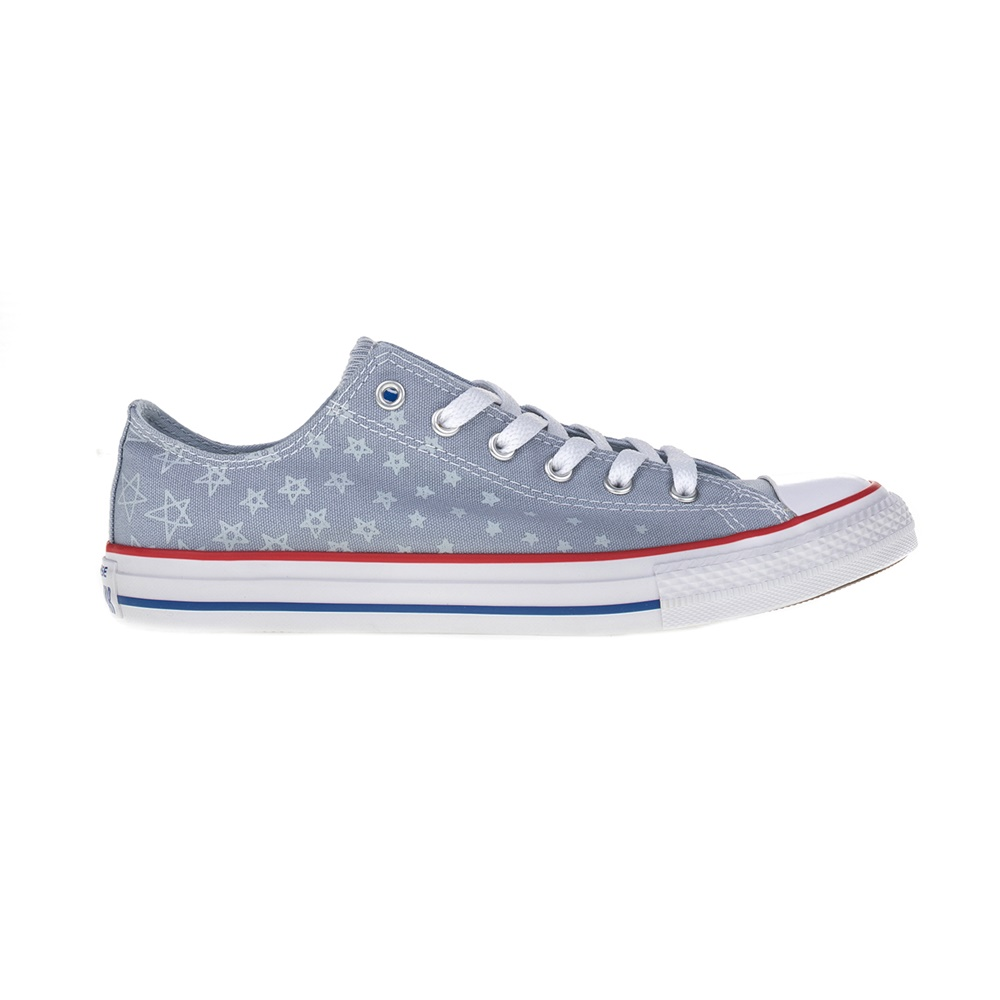 CONVERSE – Παιδικά παπούτσια Chuck Taylor All Star Ox γκρι