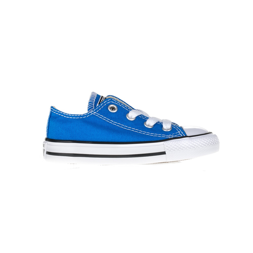 CONVERSE – Βρεφικά παπούτσια Chuck Taylor All Star Ox μπλε