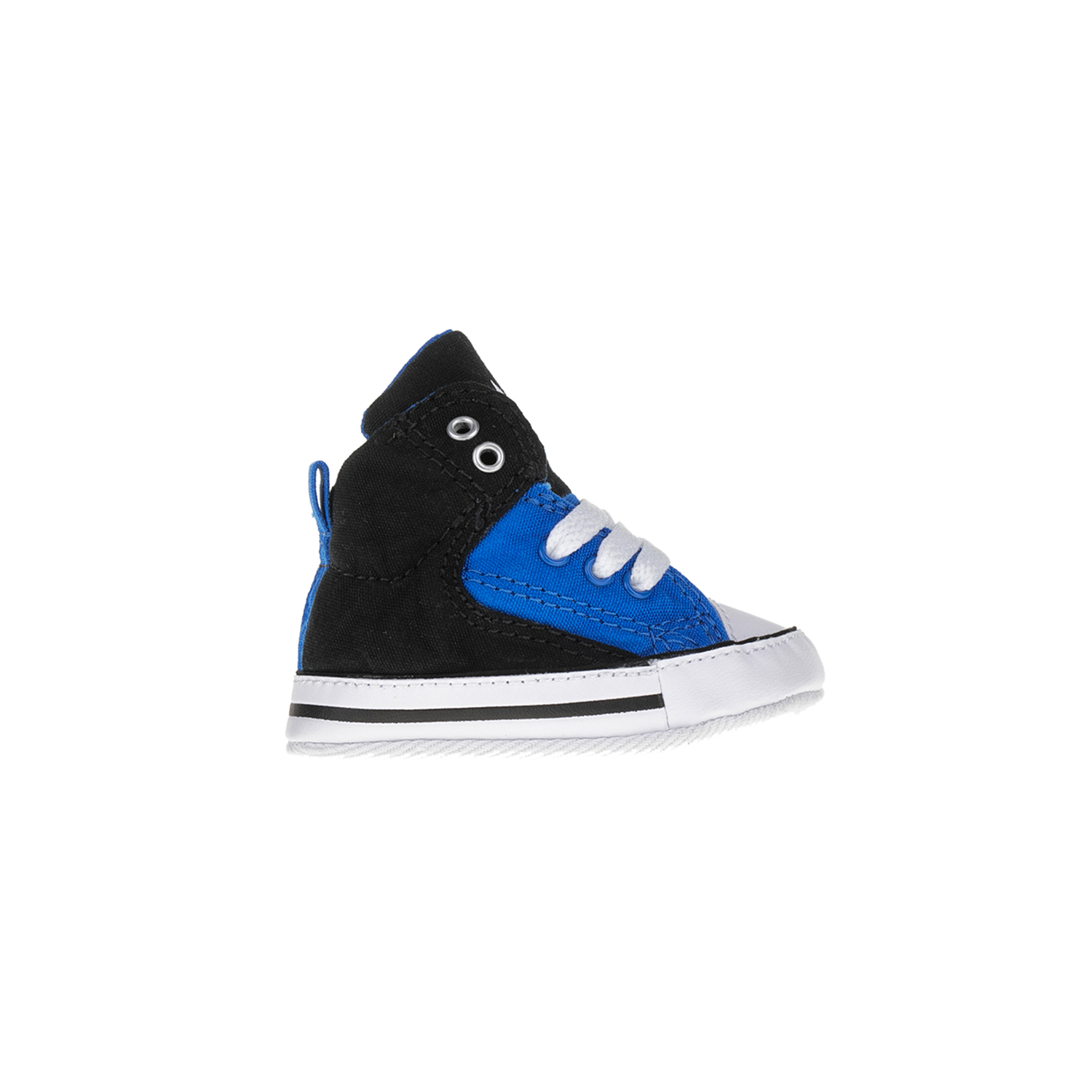 CONVERSE – Βρεφικά παπούτσια Chuck Taylor All Star First St μαύρα-μπλε