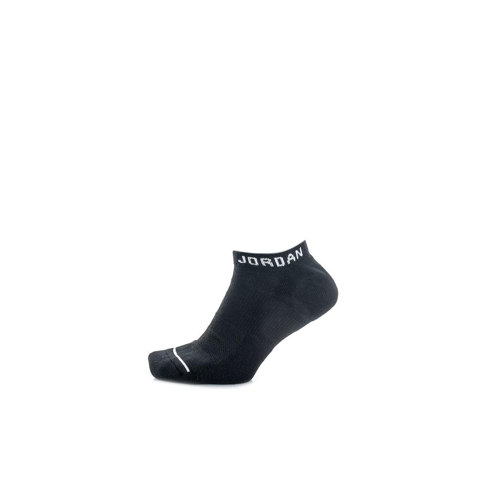 NIKE – Σετ unisex κάλτσες Nike JUMPMAN NO-SHOW μαύρες