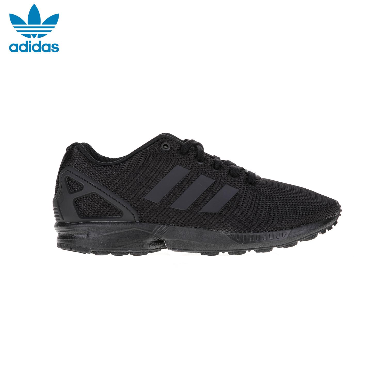 ADIDAS – Αντρικά παπούτσια ZX FLUX ADIDAS μαύρα