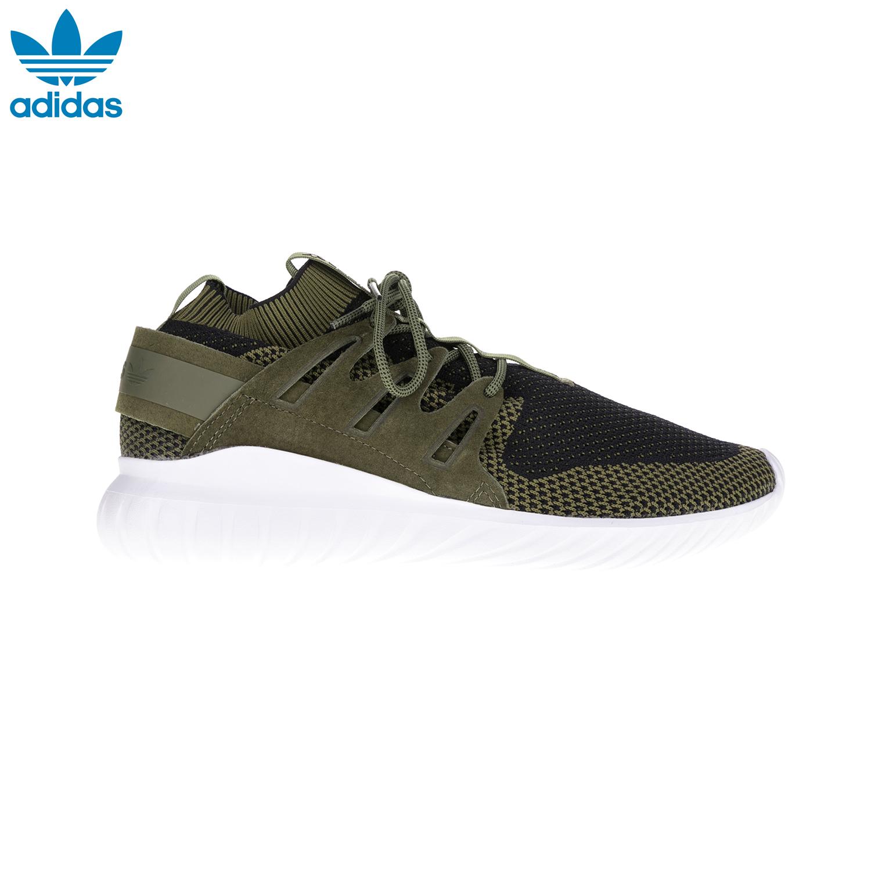 ADIDAS - Ανδρικά παπούτσια TUBULAR NOVA PK ADIDAS χακί ανδρικά παπούτσια αθλητικά running