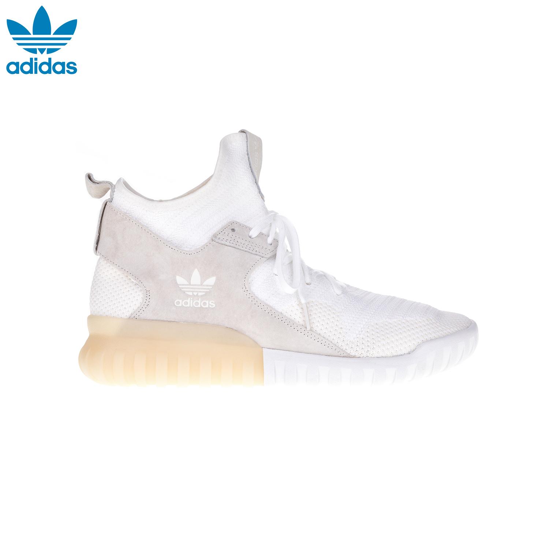 ADIDAS – Αθλητικά παπούτσια TUBULAR X PK ADIDAS άσπρα