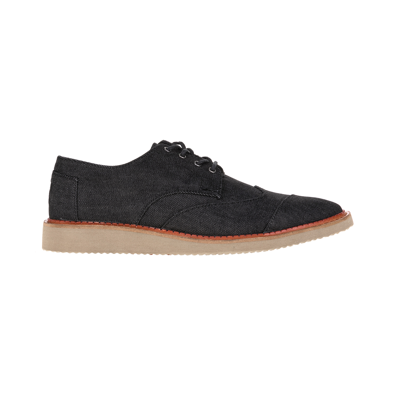 TOMS - Αντρικά παπούτσια TOMS μαύρα