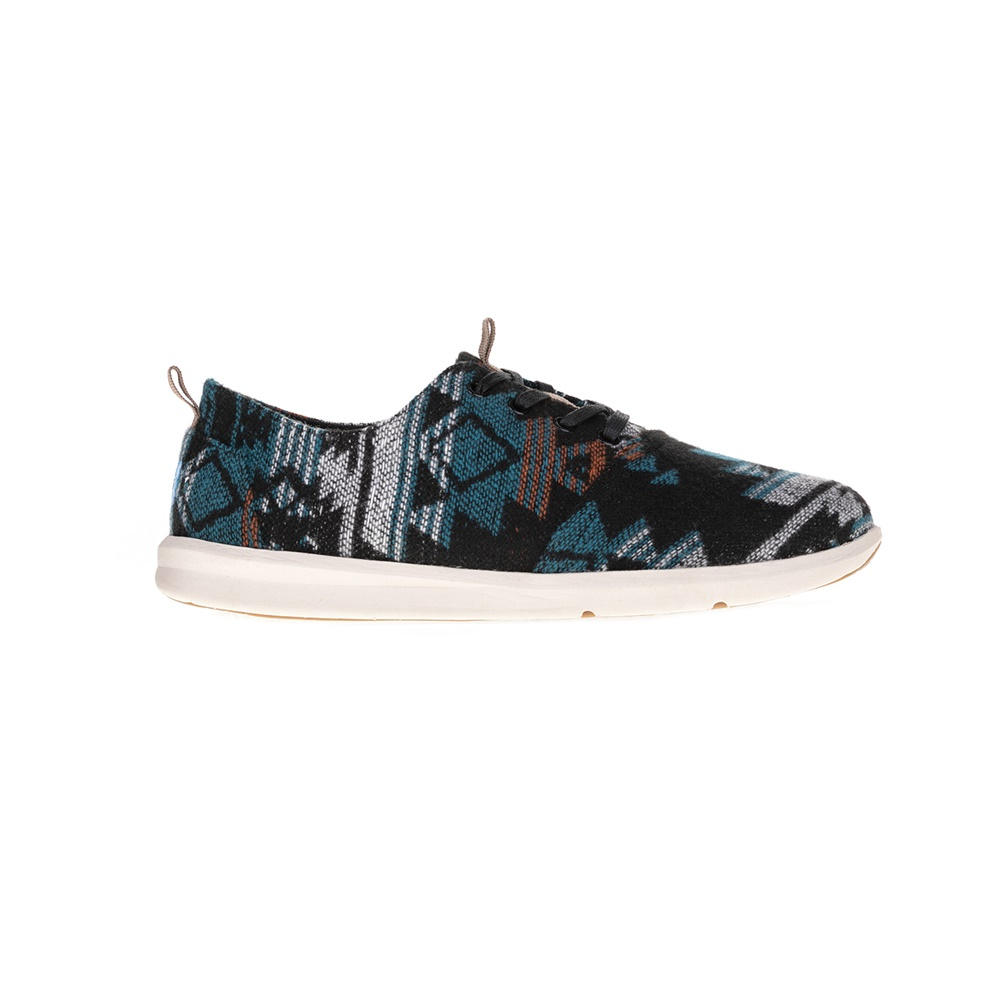 TOMS – Αντρικά sneakers TOMS μαύρα-μπλε