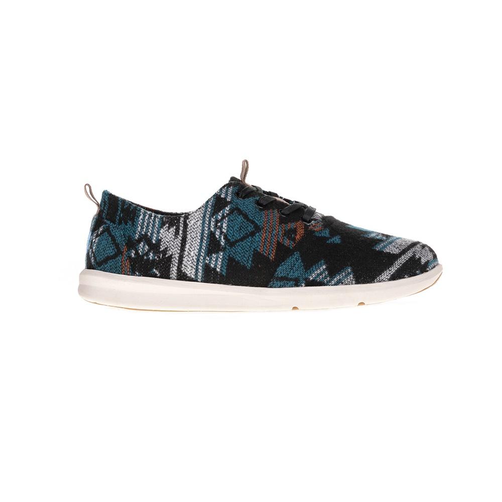 TOMS - Αντρικά sneakers TOMS μαύρα-μπλε ανδρικά παπούτσια sneakers