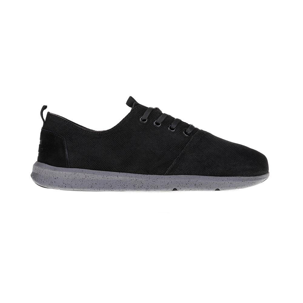 TOMS - Αντρικά sneakers TOMS μαύρα ανδρικά παπούτσια sneakers