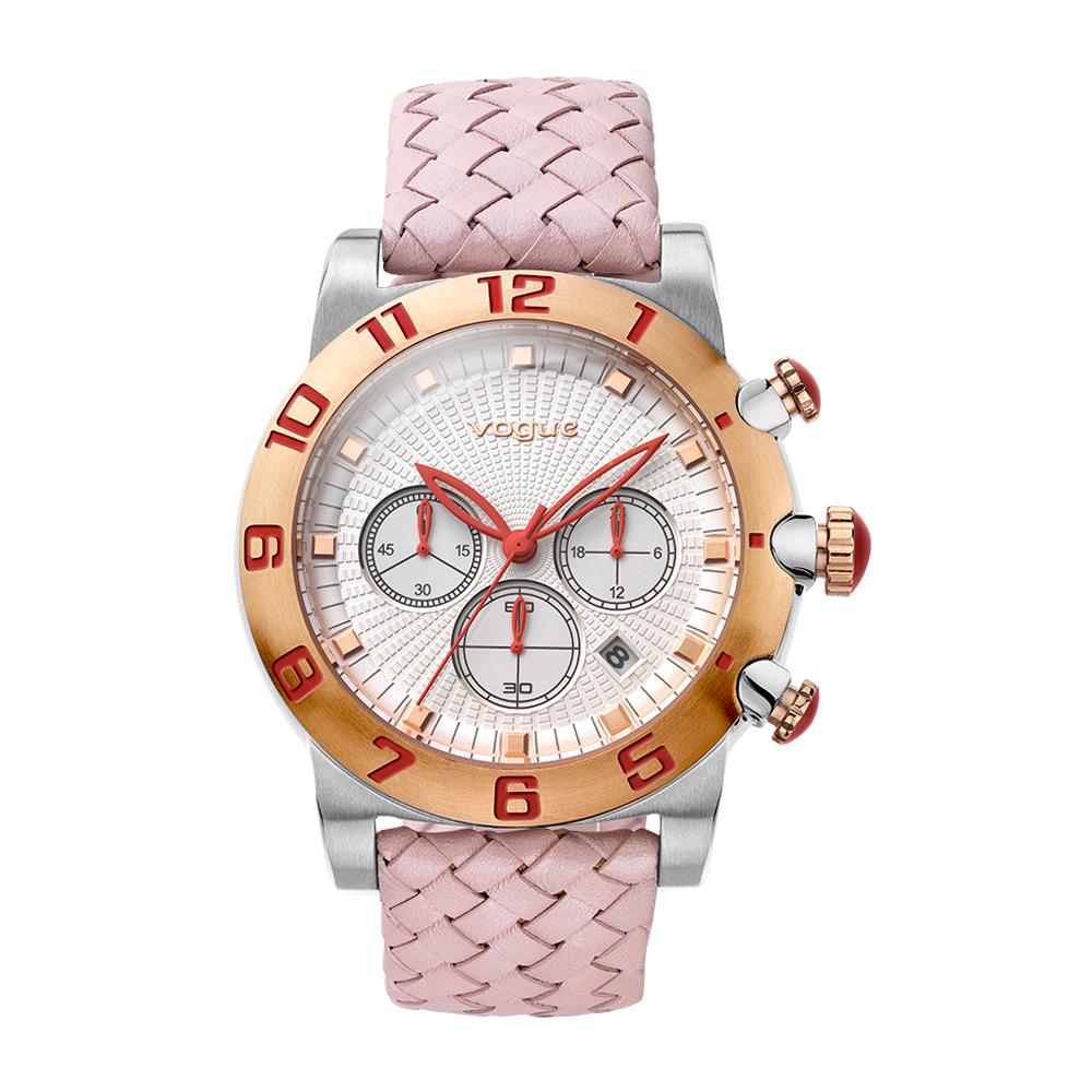VOGUE – Γυναικείο ρολόι VOGUE ροζ