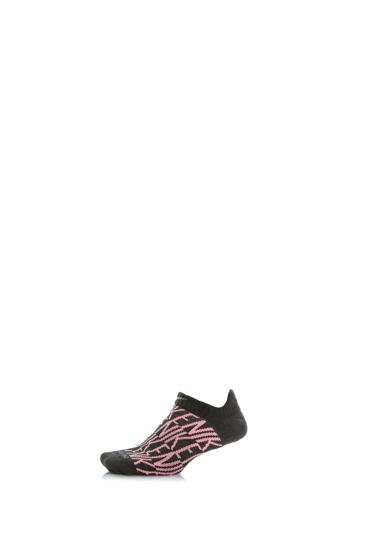 NIKE - Γυναικείες αθλητικές κάλτσες Nike PERF CUSH NS μαύρες - ροζ γυναικεία αξεσουάρ κάλτσες
