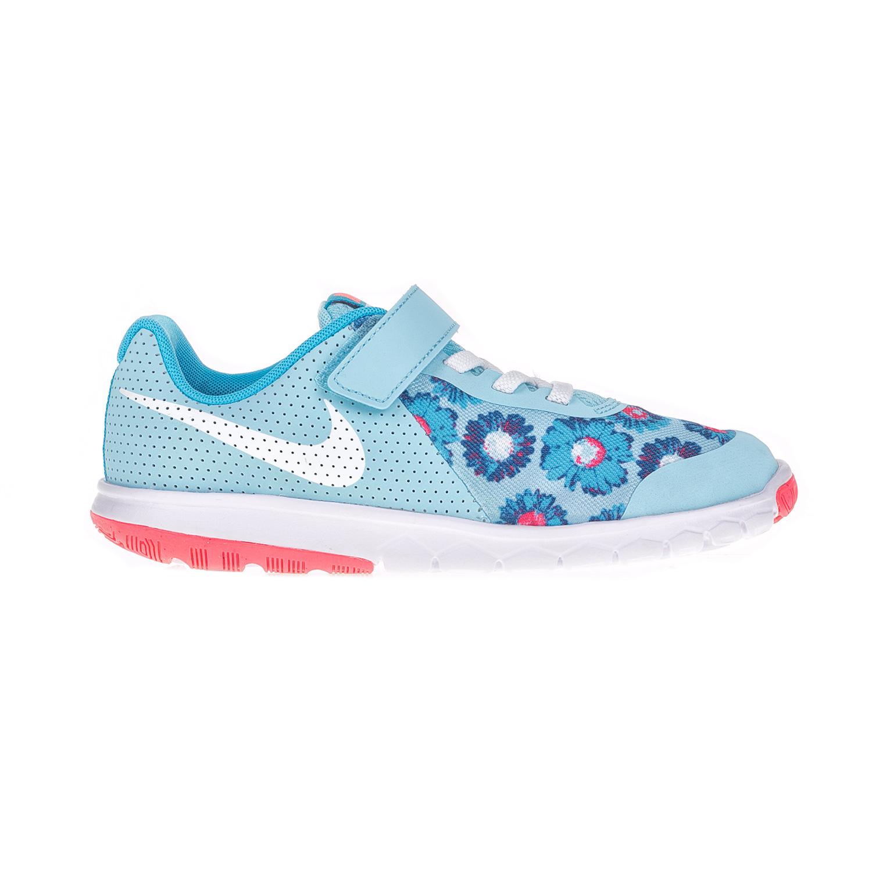 NIKE – Παιδικά αθλητικά παπούτσια FLEX EXPERIENCE 5 PRINT (PSV) γαλάζια