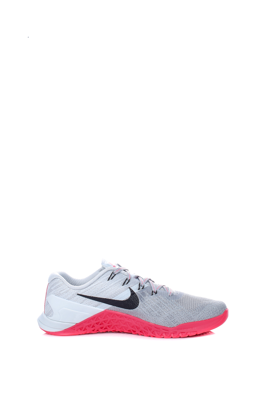NIKE – Γυναικεία αθλητικά παπούτσια Nike METCON 3 γκρι -φούξια
