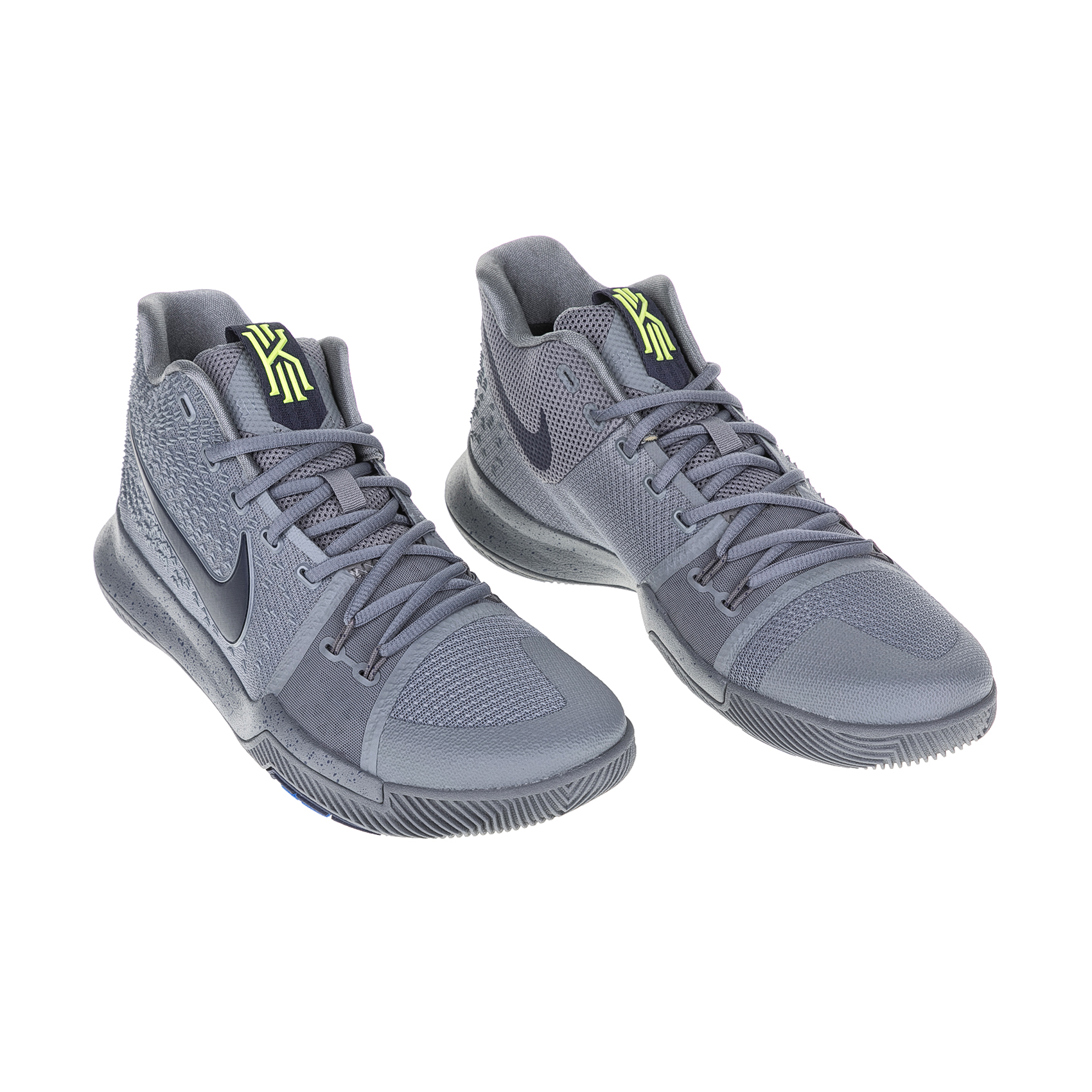 NIKE - Ανδρικά παπούτσια μπάσκετ ΝΙΚΕ KYRIE 3 γκρι