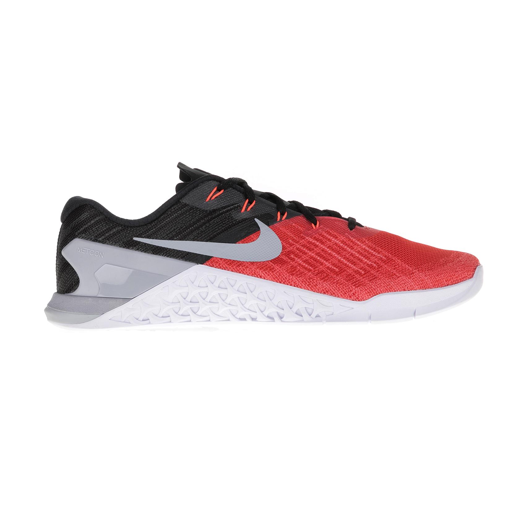 NIKE – Ανδρικά αθλητικά παπούτσια Nike METCON 3 κόκκινα – μαύρα