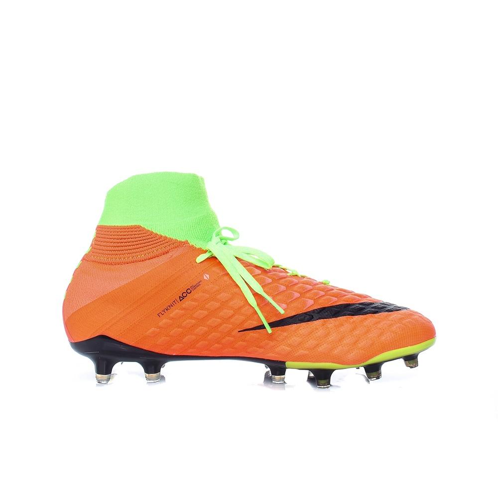 NIKE – Ανδρικά παπούτσια ποδοσφαίρου Nike HYPERVENOM PHANTOM III FG πορτοκαλί