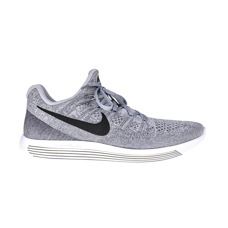 NIKE - Ανδρικά παπούτσια για τρέξιμο NIKE LUNAREPIC LOW FLYKNIT 2 γκρι