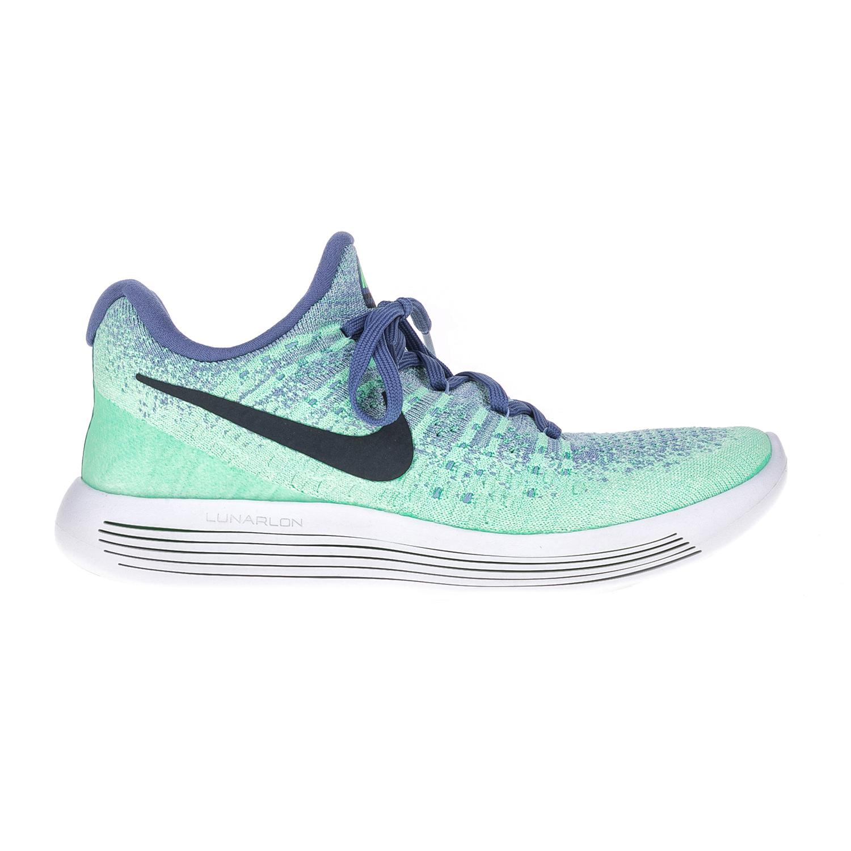 NIKE – Γυναικεία αθλητικά παπούτσια NIKE LUNAREPIC LOW FLYKNIT 2 πράσινα-μοβ
